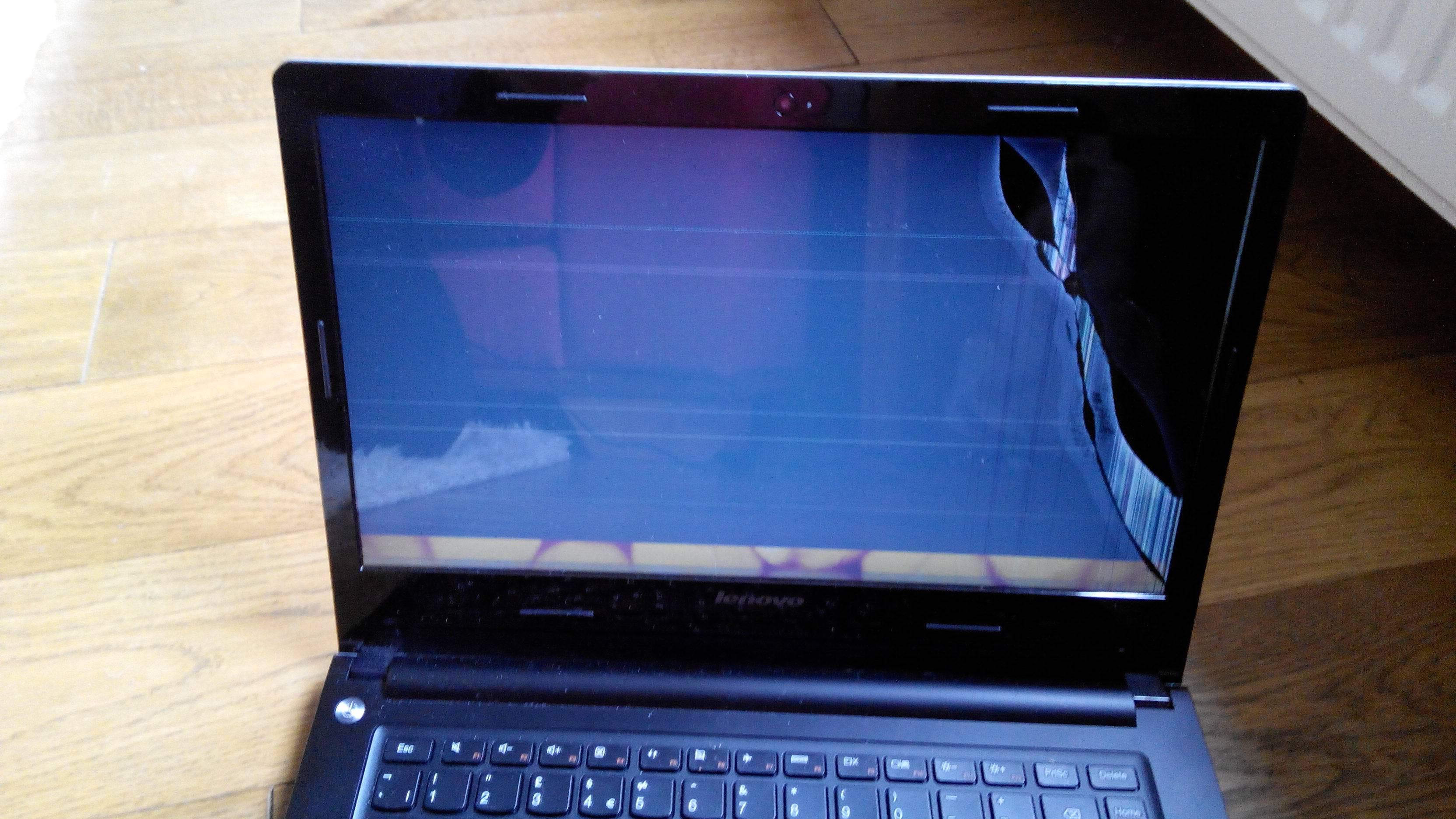 Lenovo Ekran Kırıklarının Onarımı